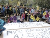 Manifestacio Ensenyament