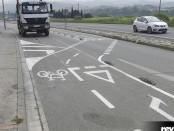 Carril bici Santiga (3)
